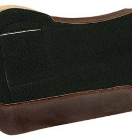 Circle Y Reinsman Performance Enhancing Wool Pad 32x29x1