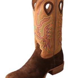 Twisted X, Inc Men's Twisted X Ruff Stock MRS0045 (REG $229.95 NOW 30% OFF)