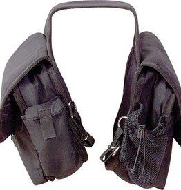 Cashel Cashel Deluxe Saddle Bags Black Deluxe