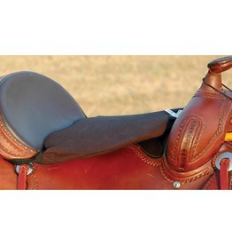 Cashel Cashel Western Tush Cushion Black 1/2