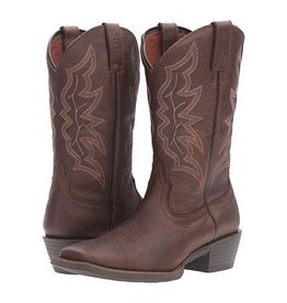 Justin Boots Men's Justin All Star Chocolate Western Boot