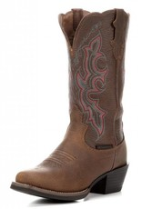 Justin Boots Women's Justin Copper Kettle Buffalo Waterproof Boots - Reg $174.95 now 25% OFF!