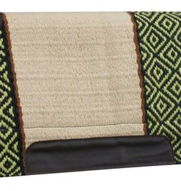 Showman Cutter Wool Pad with Memory Felt 34x36