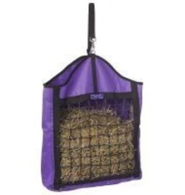 JT International Slow Feed Hay Pouch Net Front - Various