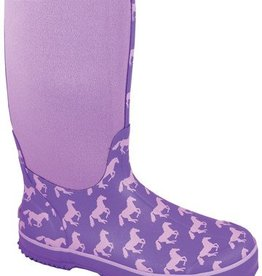 Smoky Mt Women's Smoky Mt Horses Amphibian Rubber Boot