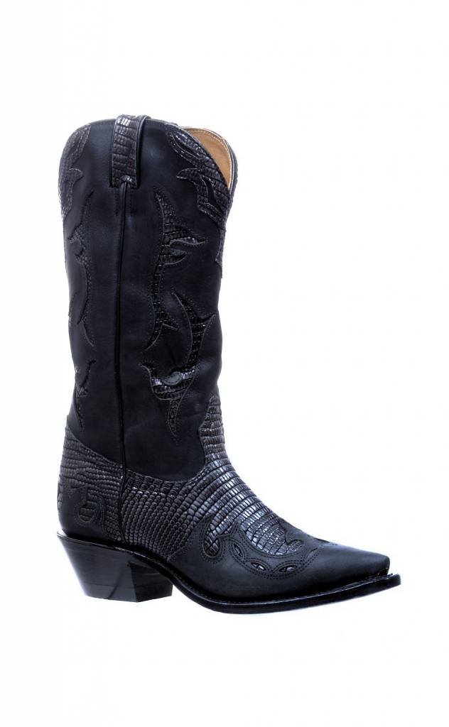 Boulet Western Boots INC. Women's Boulet Western Snip Toe Boots - Proudly Canadian! Reg Price $284.95 @ 25% OFF!