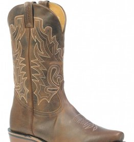 Boulet Western Men's Boulet Cutter Toe Western Boots - Proudly Canadian!