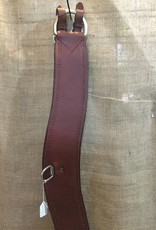 Circle L Circle L Tripping Collar, M.Oil, Rope Embossed, U.S.A. Made - Horse Size