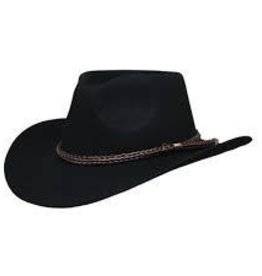 Outback Trading Company LTD Outback Forbes Wool Felt Hat