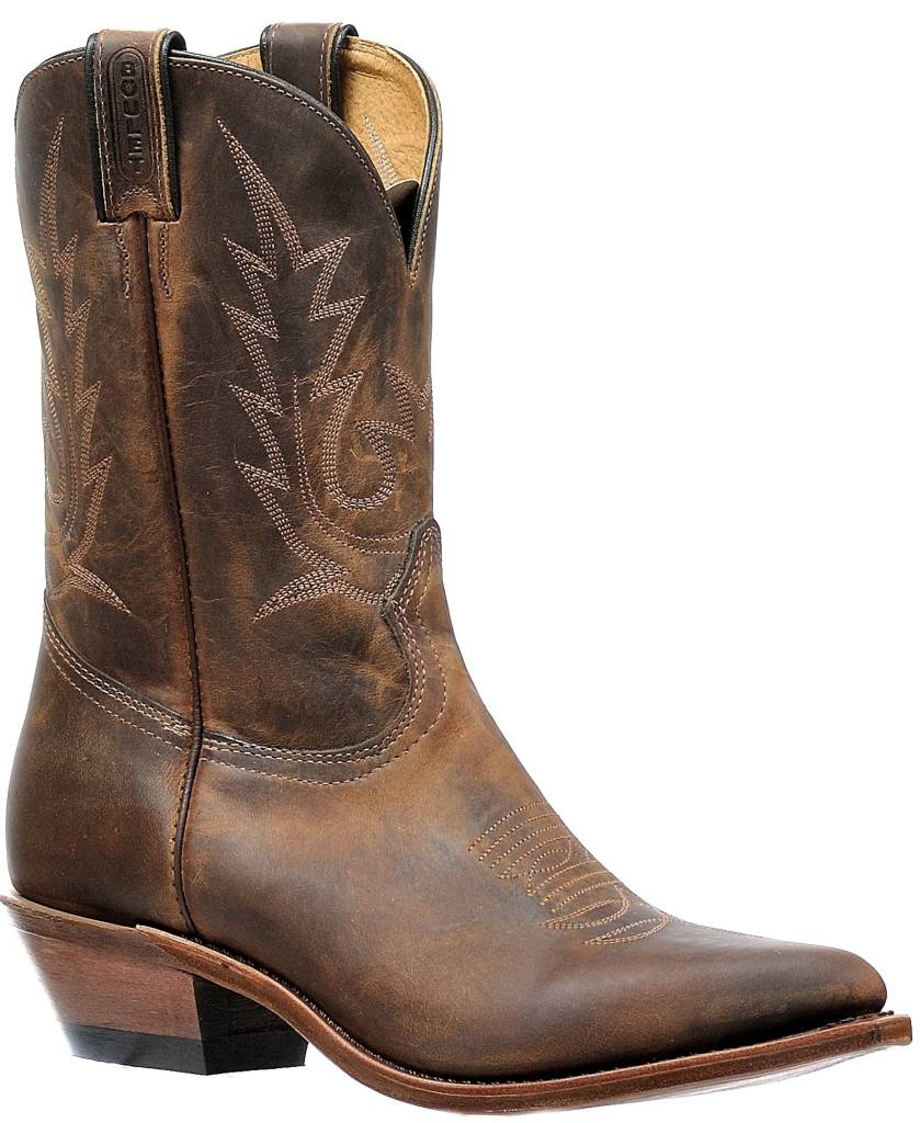 Boulet Western Men's Boulet Western Boots - Proudly Canadian!