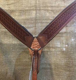 Nash Leather, Inc. Nash Leather Breast Collar med/light horse