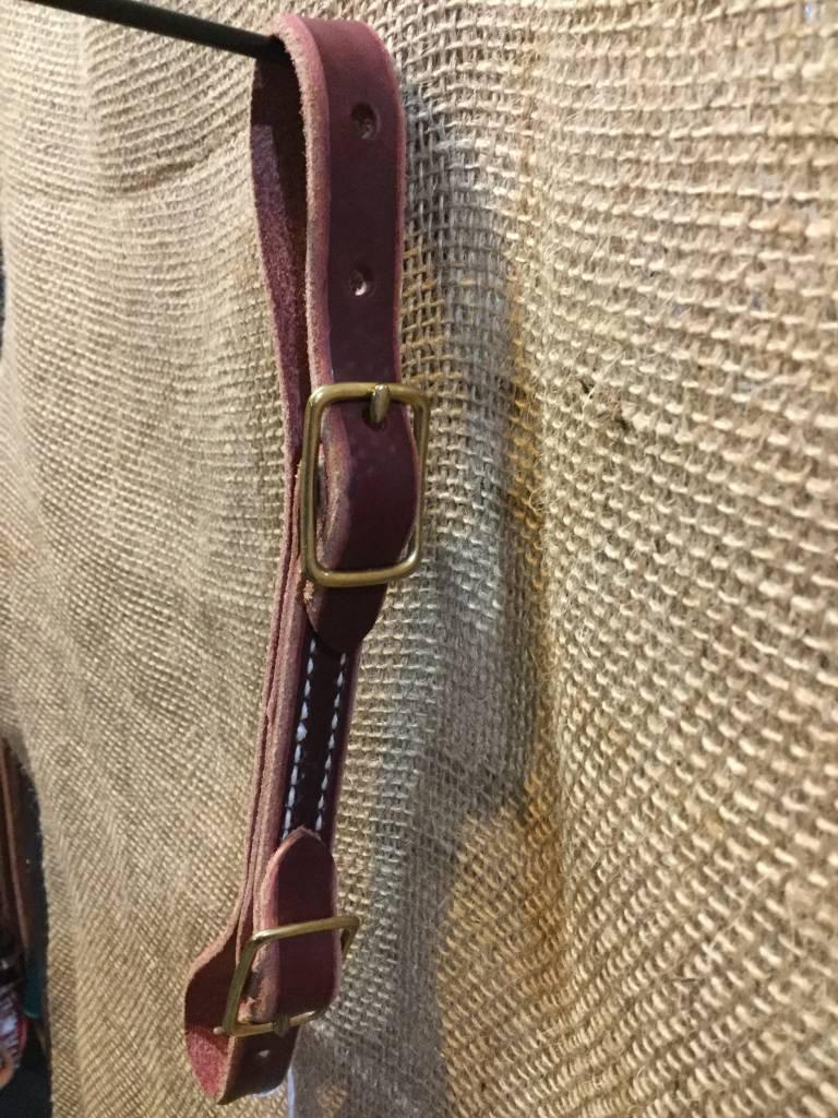Circle L Circle L Reiner Curb Strap Harness
