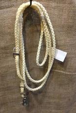 Circle L Circle L Waxed Roping Rein wax braid 5/16 x 8