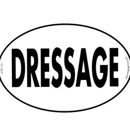 GT Reid Dressage Sticker