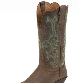 Justin Boots Women's Justin Sorrel Apache Stampede Western Boots