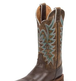 Justin Boots Women's Justin Chocolate America Bent Rail Boots