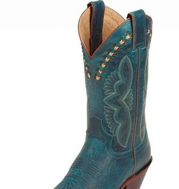 Justin Boots Women's Justin Turquoise Damiana Fashion Boots