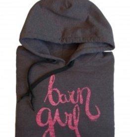 Stirrups Clothing Stirrups Barn Girl Hooded Sweatshirt