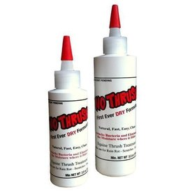 No Thrush Dry Formula  2.5 oz