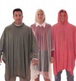 AGS Footwear Group Clear Poncho