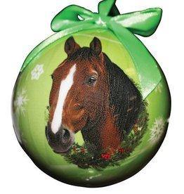 GT Reid Ball Ornament- Green