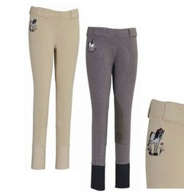 JPC Equestrian Daisy Tights Pull on Breeches
