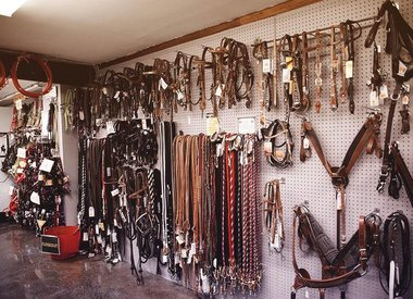 Saddlery, Tack & Accessories