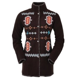 Outback Trading Company LTD Women's Outback Santa Fe Fleece Jacket