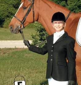 Devon-Aire Nouvelle Dressage Jacket Black 12