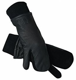 SSG Leather Winter Riding Mitten