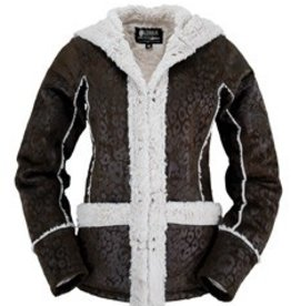 Outback Trading Company LTD Women's Outback Cocoa Lined Jacket - $110.95 @ 50% OFF!