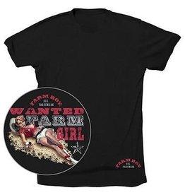 """Farm Boy Farm Boy """"Wanted"""" T-Shirt"""