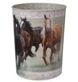 Tough-1 Horse Wastebasket
