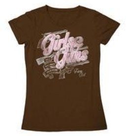 Farm Girl Farm Girl Girls & Guns T-Shirt