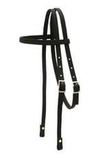 Abetta Abetta® Headstall, Burgandy - Horse Size