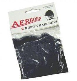 Intrepid International Aerborn Hairnets grey 2pk