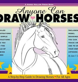 Horse Hollow Press Anyone Can Draw Horses