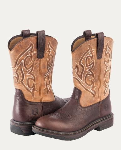 Noble Outfitters Men's Noble Ranch Tough Boots, Tobacco - Reg $169.95 @ 24% OFF!
