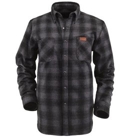 Outback Trading Company LTD Men's Outback Woodsmen Shirt Jacket