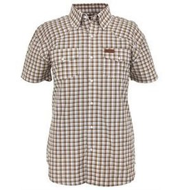 Outback Trading Company LTD Men's Outback Ford Performance Drift Wood Shirt