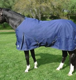 Kensington Kensington All Around 1200Denier Standard Weight Turnout Blanket - Navy