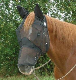 Cashel Cashel Quiet Ride Long Nose w/Ears