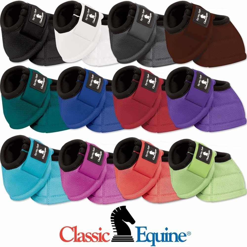 EquiBrand Classic Equine DyNo-Turn Bell Boot
