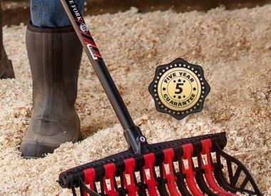 Pitch Forks, Salt Holders & Tools