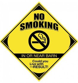 JT International Caution No Smoking