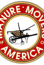 Arrent Enterprises, LLC Manure Movers of America - Metal
