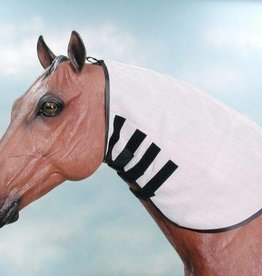 Tough1 Mesh Scrim Mane Wrap Black Horse