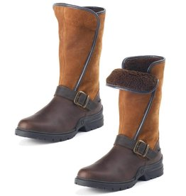 Ovation Women's Ovation Blair Country Brown Boot