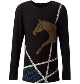 Kerrits Equestrian Kerrits Finish Line Long Sleeve T-Shirt