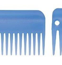 GT Reid Antibacterial Comb Set blue 2 piece